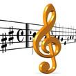 Violinschlüssel