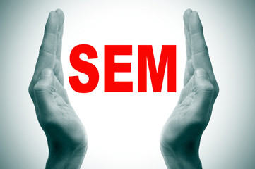 SEM, search engine marketing