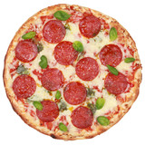 Pizza Salami - 47203023