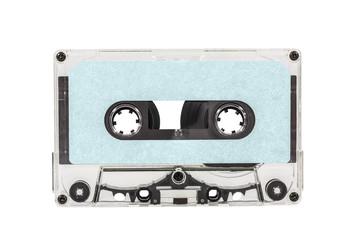 Old Blue Blank Cassette Tape