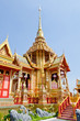 The royal crematorium in the royal cremation ceremony