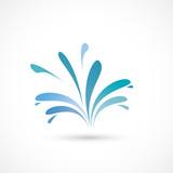 Fototapety logo design