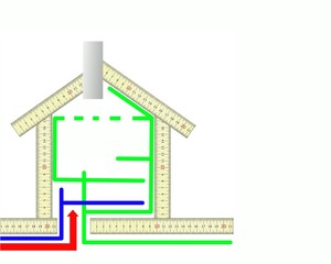casa da costruire