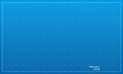 Wide blueprint background texture