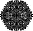 doily pattern background