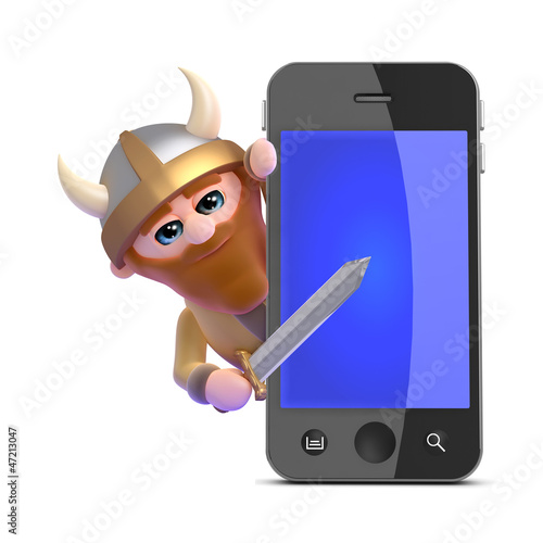 Viking has a new smartphone