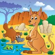 Australian animals theme 4