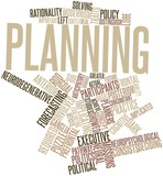 Word cloud for Planning