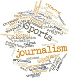 Word cloud for Sports journalism