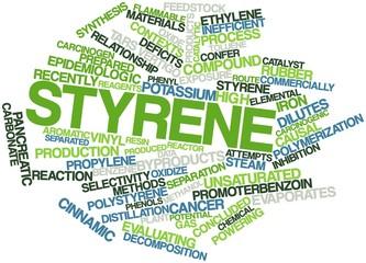 Word cloud for Styrene