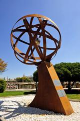 Monumento conmemorativo de la primera vuelta al mundo, Sevilla