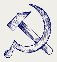 SSSR. Doodle style