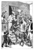 Scene : Circus poster