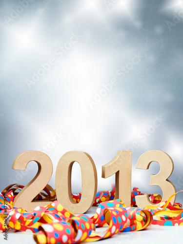 Celebrating New Year 2013