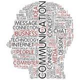 Fototapety Communication