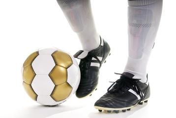 Fussball Technik – Ball führen #2