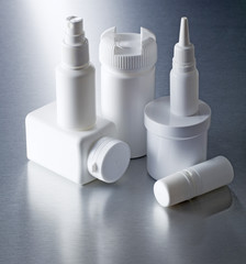 various bronchitis inhalers and sprays