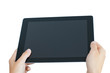 mobile pad isolated