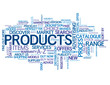 """PRODUCTS"" Tag Cloud (prices services search info faq catalogue)"