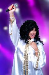 Spiritual gospel singer