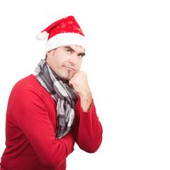 Nikolaus ist sauer, isoliert