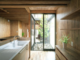 Luxury wooden apartment - Holzhaus mit Terrasse