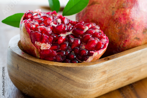 Fruits - Pomegranates