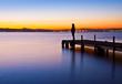 Pensando en el lago