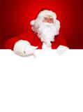 Fototapety Weihnachtskarte
