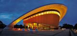 Fototapety Berlin Kongresshalle am Abend