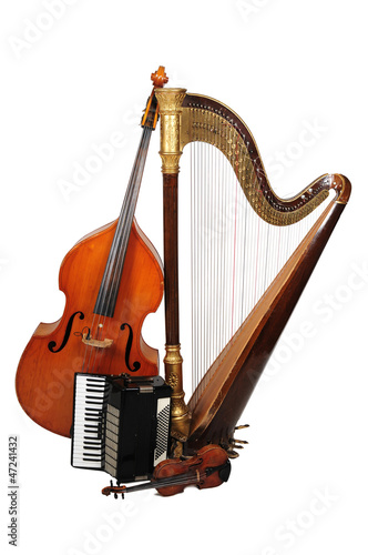 ACOUSTIC musical instruments