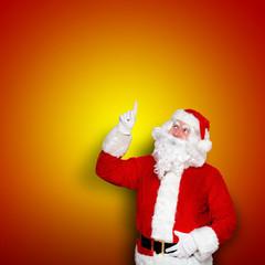 Schöner Weihnachtsmann
