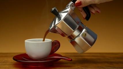moka di caffè