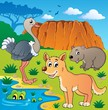Australian animals theme 5