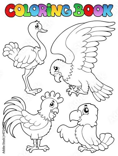 """""""u9ce5u985e""""]剪贴画动物动物园图形外形小鸡年轻的幸福快乐的插"""