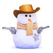 Snowman sheriff