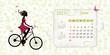 Calendar for 2013, june