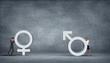 Gender heart
