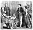 Nice Family - 19th century