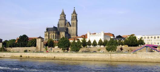 Magdeburg church