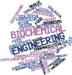 Word cloud for Biochemical engineering