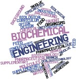 Word cloud for Biochemical engineering poster