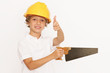 Bauarbeiter als Traumberuf
