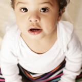 Süßes Kleinkind