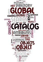 Define Global Catalog