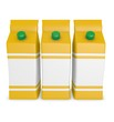 Briques jaune
