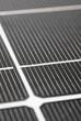 Macro PV Solar Panel.