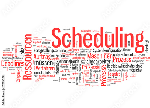 Scheduling (deutsch)