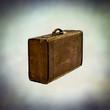 old worn case