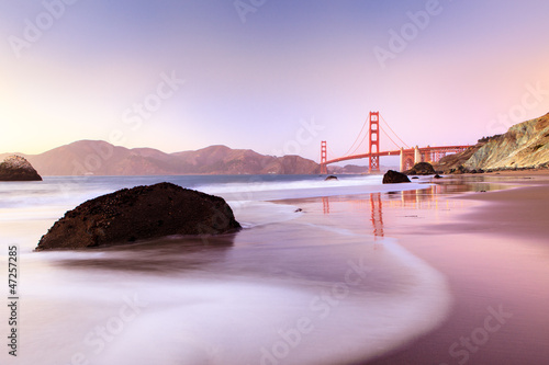 Golden Gate Bridge San Francisco © Pixelshop